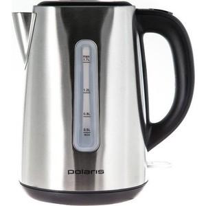 Чайник электрический Polaris PWK 1732CA чайники электрические polaris чайник pwk 1864ca 1 8л 1800вт