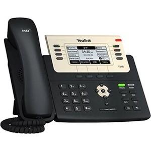 VoIP-телефон Yealink SIP-T27G телефон voip yealink sip t19 e2 sip телефон 1 линия