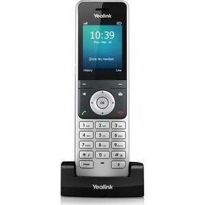 Дополнительная трубка Yealink W56H телефон dect yealink w52h dect дополнительная sip трубка