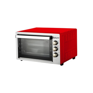 Мини-печь Saturn ST-EC1087 Red мини печь saturn st ec1077 red