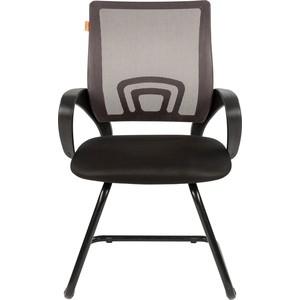 Офисноекресло Chairman 696 V TW-04 серый компьютерное кресло chairman 696 tw 05 синее