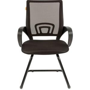 Офисноекресло Chairman 696 V TW-01 черный компьютерное кресло chairman 450 сhrom tw 11 tw 01 черное