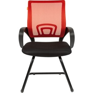 Офисноекресло Chairman 696 V TW красный компьютерное кресло chairman 696 tw 05 синее