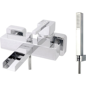 Смеситель для ванны Fiore XS-SKY на стену, хром (85CR7755) sony xs f1335