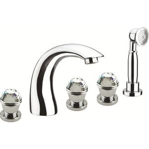 Смеситель для ванны Fiore XT-SKY на борт ванны, хром (17CR0507) цена