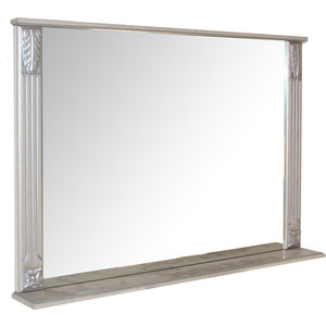 Зеркало Mixline Людвиг 105 патина серебро (2180805274856) зеркало mixline сальери 80 патина золото 0305175330434