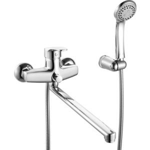 Смеситель для ванны IDDIS Sicily с аксессуарами (CD23A19CK+Z06) смеситель для ванны iddis sena sensb00i02