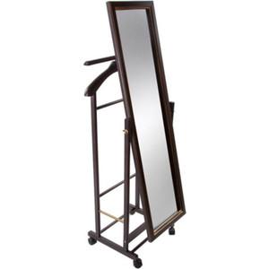 Вешалка с зеркалом Мебель Импэкс Leset Сиэтл венге