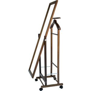 Вешалка с зеркалом Мебель Импэкс Leset Сиэтл орех стул для кухни мебель импэкс leset 1005