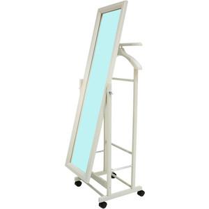 Вешалка с зеркалом Мебель Импэкс Leset Сиэтл белый стул для кухни мебель импэкс leset 1005