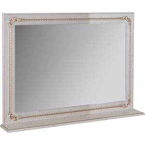 Зеркало Mixline Сальери 105 патина золото (2906175337232) зеркало mixline сальери 80 патина золото 0305175330434