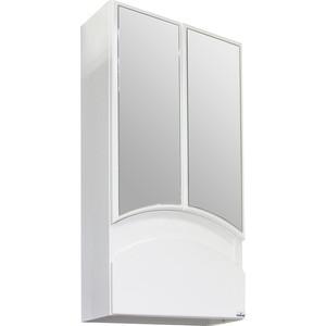где купить Шкаф навесной Mixline Радуга 46 белый (2130305224738) по лучшей цене