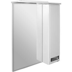 все цены на Шкаф навесной Mixline Альфа 61 NEW правый (2090205290021) онлайн