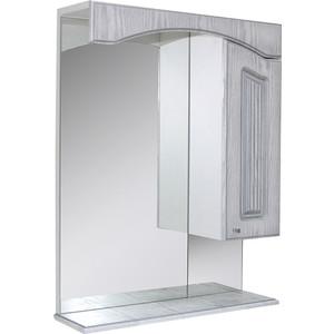 Шкаф навесной Mixline Крит 60 патина серебро (2121205217920) шкаф навесной mixline крит 75 патина золото 2405175331337