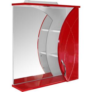 Шкаф навесной Mixline Магнолия 61 вишня (2210105259250) диффузор ароматический spaas магнолия 80 мл