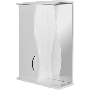 Шкаф навесной Mixline Муссон 50 левый (2231205283884) цена