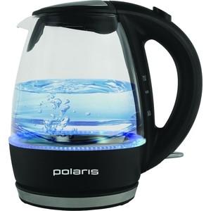 Чайник электрический Polaris PWK 1076CGL черный чайник электрический polaris pwk 1729cgl черный