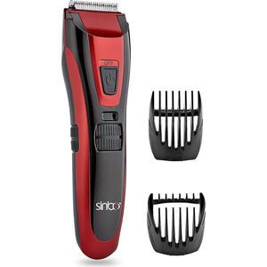 Машинка для стрижки волос Sinbo SHC 4370 красный машинка для стрижки волос sinbo shc 4361