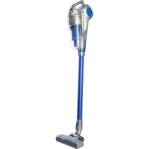 Пылесос KITFORT КТ-517-2 синий/серый ручной пылесос handstick kitfort кт 517 1 120вт красный черный