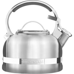 Чайник электрический KitchenAid KTST20SBST чайник электрический kitchenaid 5kek1222eer