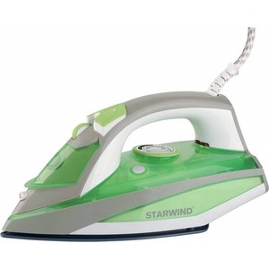 Утюг StarWind SIR8925 зеленый/серый