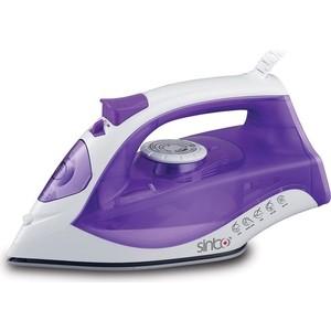 Утюг Sinbo SSI 6618 фиолетовый/белый утюг sinbo ssi 6619 2400вт фиолетовый белый