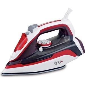 Утюг Sinbo SSI 2898 красный/белый утюг sinbo ssi 6602 фиолетовый белый