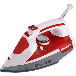Утюг Hoover TIM2500EU 11 красный/белый лупа налобная levenhuk zeno vizor h1 1 5x 3x 6 5x 8x