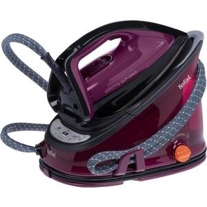 цены на Утюг Tefal GV6820E0 черный/фиолетовый в интернет-магазинах