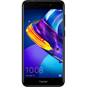 Смартфон Honor 6C Pro 32Gb Black смартфон highscreen fest xl pro blue
