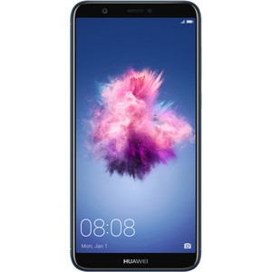 Смартфон Huawei P Smart Blue smile si 1801 утюг