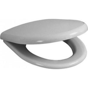 Крышка-сиденье Jika Era дюропласт антибактериальное металл петли (8.9153.3.000.000)