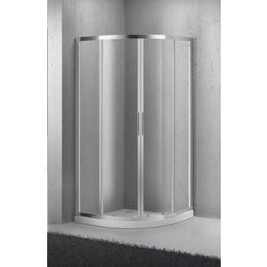 Душевой уголок BelBagno SELA-R-2-95-C-Cr стекло порзрачное обогреватель инфракрасный ballu bih cm 1 0 1000вт 1реж