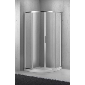 Душевой уголок BelBagno SELA-R-2-95-C-Cr стекло порзрачное уголок детский кукушка 95 95