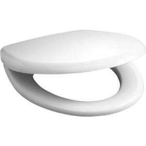 Фотография товара крышка-сиденье Jika Lyra plus antibak дюропласт стальные петли (8.9338.0.300.063) (83482)