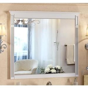 Зеркало Timo Аура белый с серебром (Au.z-90 M (B-S)) зеркало timo аврора белый av z 90 m b