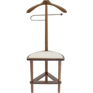 Вешалка со стулом Мебель Импэкс Leset Атланта орех мебель импэкс элегия к орех