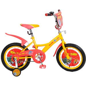 Велосипед Navigator Том и Джерри, Колёса 16 ВН16114 велосипед детский navigator том и джерри цвет желтый 16 вн16114