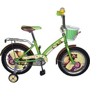 цена Велосипед Navigator Маша и Медведь, Колёса 16 ВН16115К