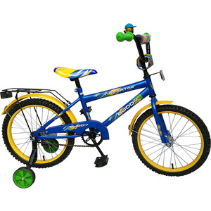 Велосипед Navigator Buddy Колёса 18 ВН18083 велосипед navigator superman колёса 12 вн12100