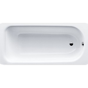Стальная ванна Kaldewei Eurowa 170x70x39 см 2.3 мм (119812030001)