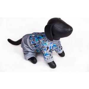 Комбинезон Зоофортуна теплый 33см для собак мальчиков (12347733) белем размер 32 5 33см 616087