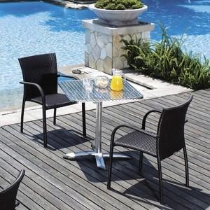 Комплект мебели из искусственного ротанга Afina garden LFT-3125A/Y282A-W52 brown (2+1)