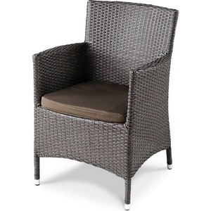 Кресло из искуственного ротанга Afina garden Y189B brown кресло afina d2003sr ad64 brown