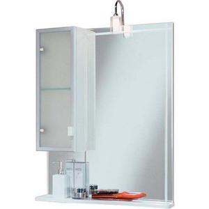 Зеркальный шкаф Акватон Альтаир 65 левое без светильника (1A100002AR01L)