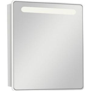 Зеркальный шкаф Акватон Америна 60 левый (1A135302AM01L) зеркало шкаф акватон америна подвесная