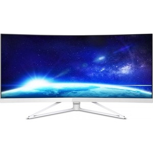 Монитор Philips 349X7FJEW мультиварка philips hd4731 03 white