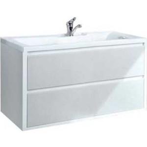 Тумба под раковину Акватон Римини 100 (1A134501RN010) акватон мебель для ванной акватон римини 80 белая