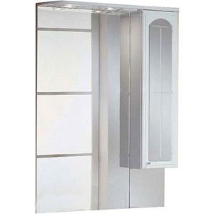 Зеркальный шкаф Акватон Эмилья 75 правый (1A011202EJ01R) акватон мебель для ванной акватон венеция 75 черная