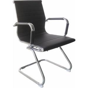 Кресло для посетителей Хорошие кресла Jarick black кресло хорошие кресла gk 0202 экокожа white